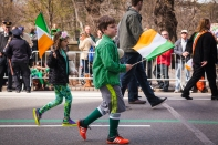Saint Patricks Day Fifth Avenue Parade