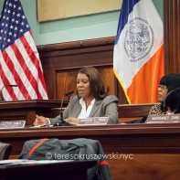 Letitia James Public Advocate for the City of New York, Deborah Rose District 49 - Council Member - Democrat Deputy Majority Leader Chair - Committee on Waterfronts
