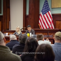 YDANIS RODRIGUEZ District 10 - Council Member - Democrat Chair - Committee on Transportation